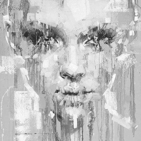 Title: Confessions Absentia B&W by Jimmy Law