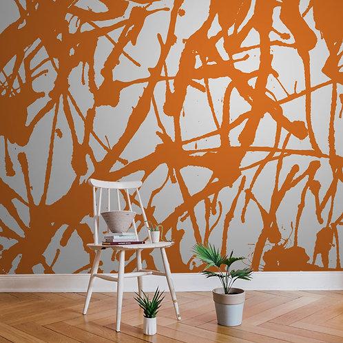 airbrushed | splatter mango