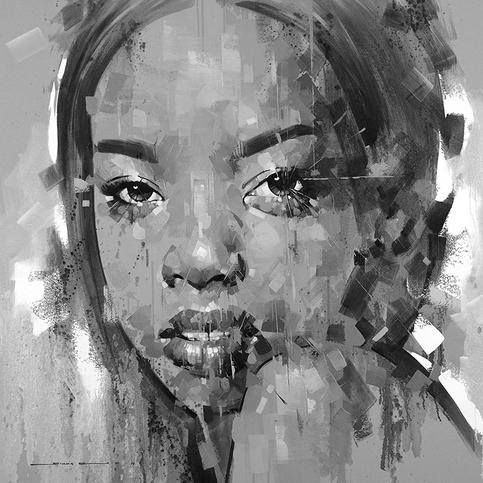 Title: Pour Me Out B&W by Jimmy Law