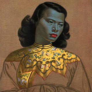 Title: Chinese Girl by Vladimir Tretchikoff