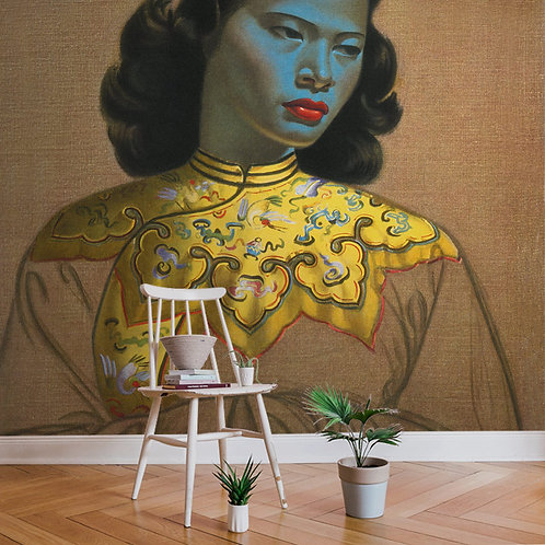 vladimir tretchikoff | exhibit 807.32
