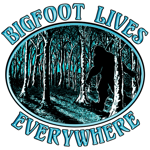 Bigfoot Lives Everywhere in Idaho