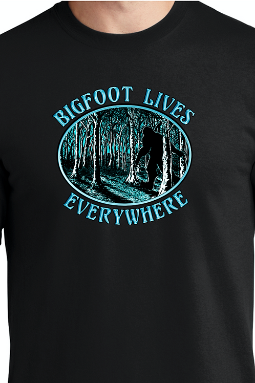 Bigfoot Lives Everywhere