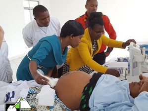 A Challenging Chance - Introducing Obstetric Sonography in Rural Tanzania