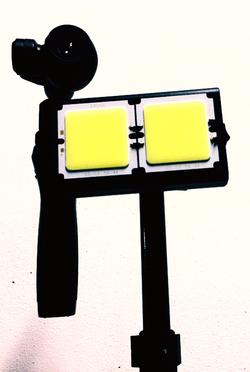 osmo con illuminatore