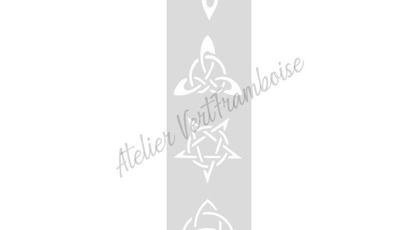 Signet 4 symboles celtiques
