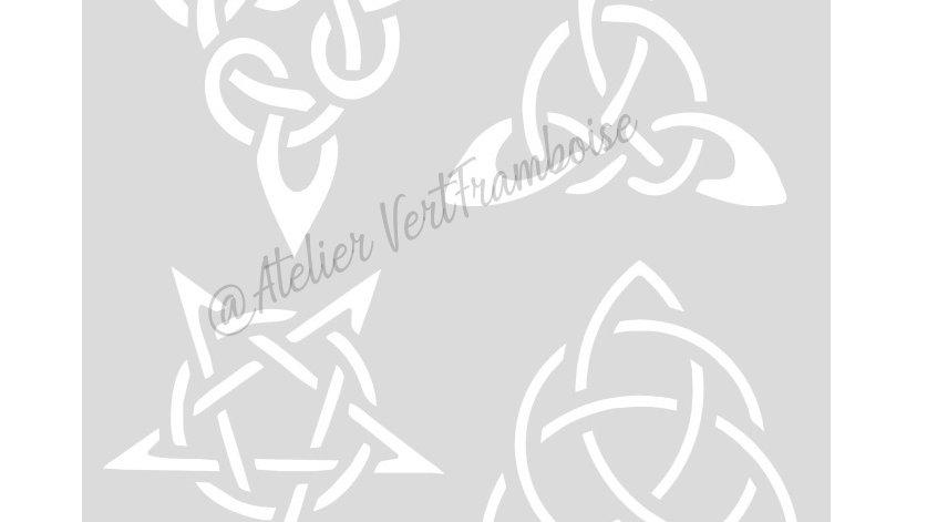 4 symboles celtiques