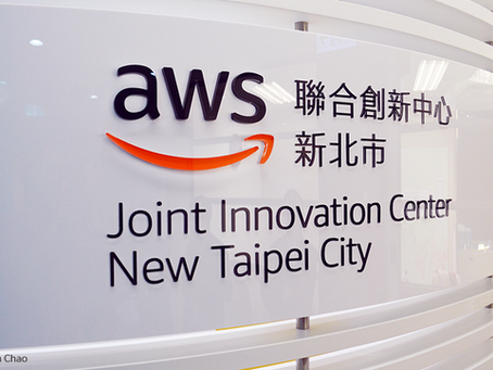 VSC Becomes the First Ever Startup Officially Invited to Join the New AWS JIC in Taiwan