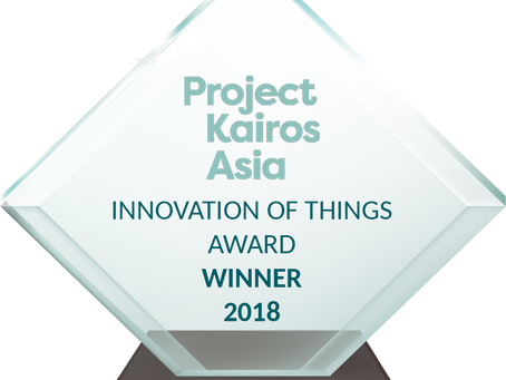 AI Chips Co. wins the Innovation of Things Award