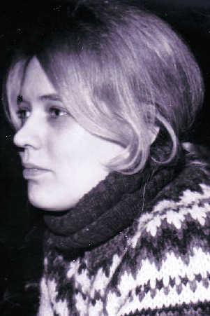 Jóhanna Þráinsdóttir þýðandi