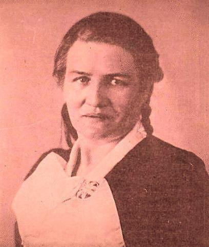 Kristín Sigfúsdóttir frá Kálfagerði