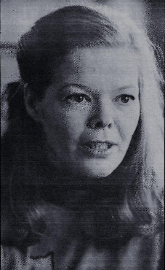 Nína Björk Árnadóttir 1979
