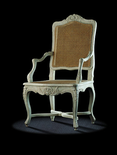 Regence Rocaille Armchair / Large