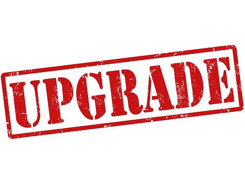 X15 Upgrade