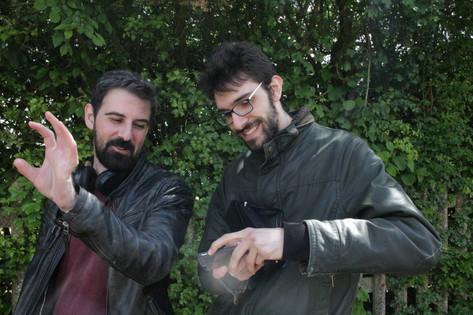 Samis Chatziiliadis and Andrea Ratti