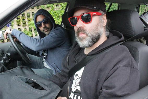 Costas Constantinou and Paul Kristovic