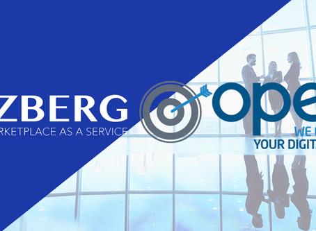 Open neemt IZBERG over, uitgever van de meest geavanceerde marktplaats platformen