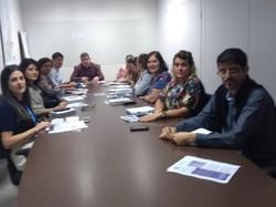 Reunião com Subsecretario SESA/ES