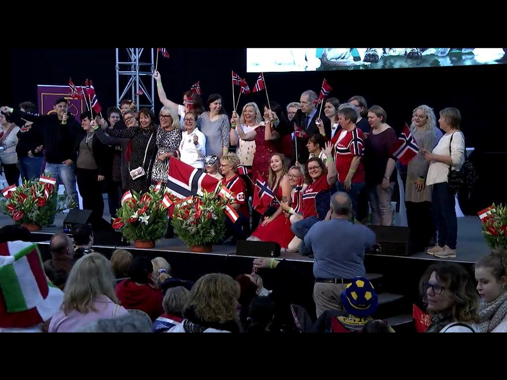 All the Norwegians