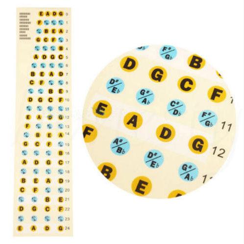 Stickers til bas