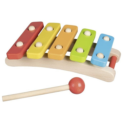 Xylofon 5 toner Goki
