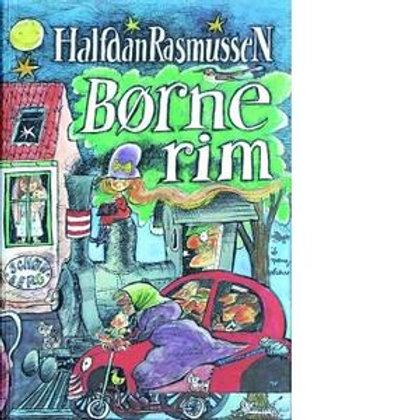 Bog: Halfdan Rasmussen