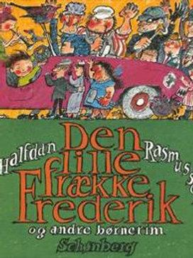Bog: Halfdan Rasmussen: Den lille frække Frederik