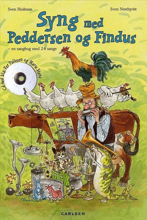 Bog+CD: Syng med Pedersen og Findus