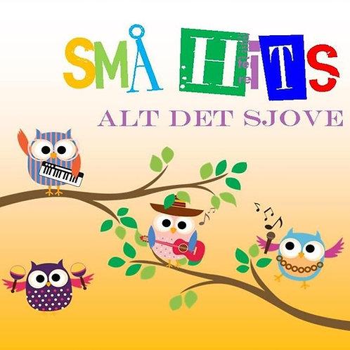 CD: Små Hits - Alt det sjove