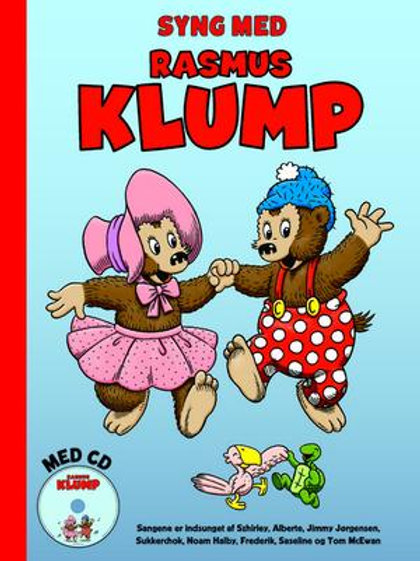 Bog+CD: Syng med Rasmus Klump