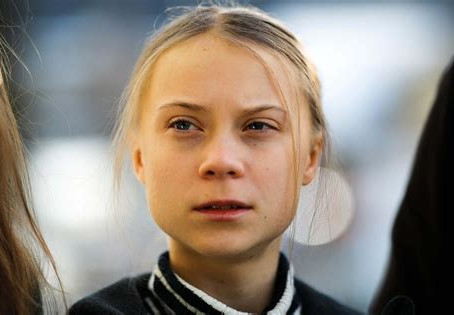 BBC ask Greta Thunberg about global vaccine distribution - I'm not joking