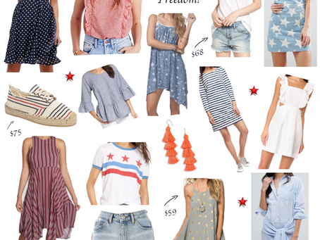 Style Guide: 4th of July