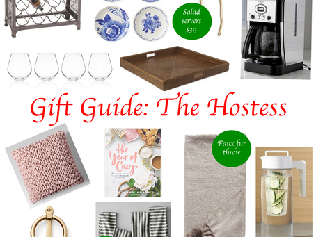 Gift Guide: The Hostess