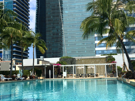 My Week in Miami