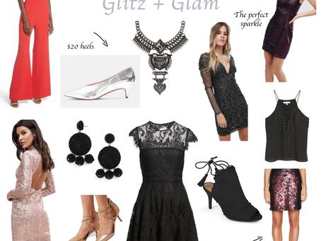 NYE: Glitz + Glam