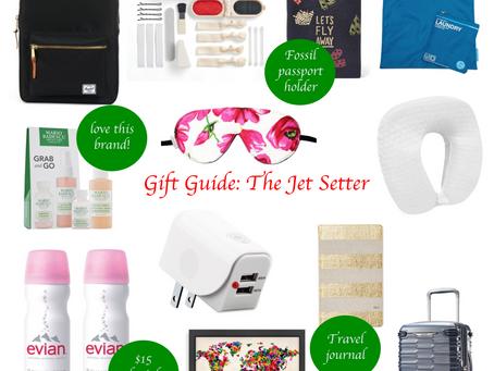 Gift Guide: The Jet Setter