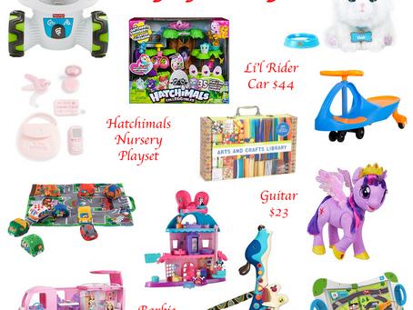 Gift Guide: Toys for Joys