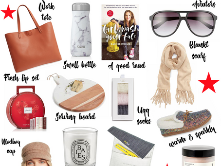 Gift Guide for Her: Under $50