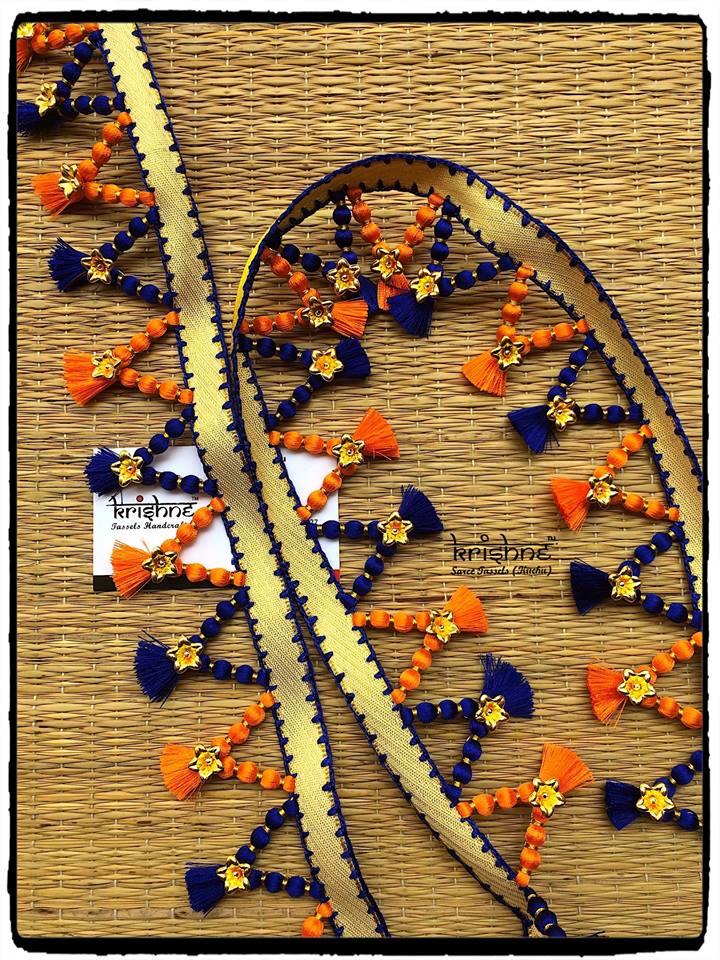 Saree Border Laces