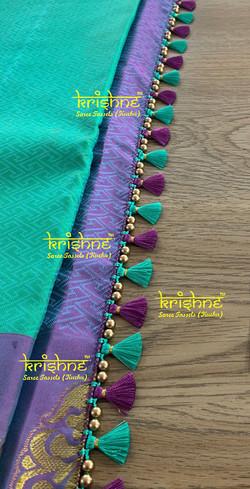 Pearls Kuchu Design