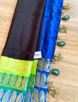 Designer Saree Kuchu