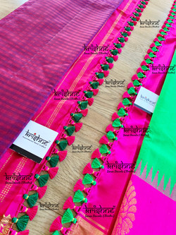 Saree Kuchu Design