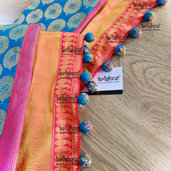 Saree Potli Tassel Design
