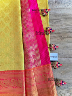 Saree Pallu Hangings