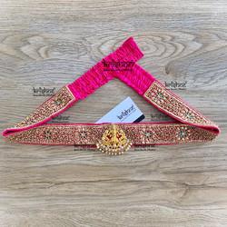 Maggam Work Hip Belt for Saree & Lehenga