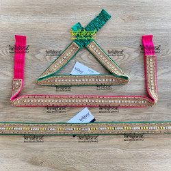 Maggam Work Hip Belt for Saree & Lehengas