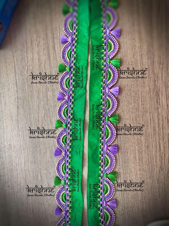 Saree Kuchu Lace