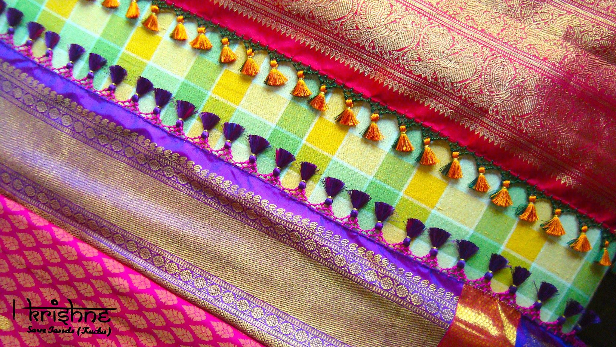 Saree Kuchu Classes