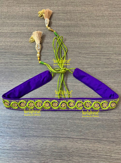 Zardosi Waist Belt Design