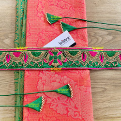 Bridal Saree Belt Design